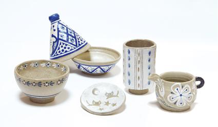 自宅でできる!オーブン陶土の素朴な陶器づくり